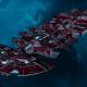 """Tau Merchant Fleet Cruiser - """"Lar'Shi Vash'Ya"""" - [Farsight Enclave Sub-Faction]"""
