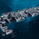 "Tau Merchant Fleet Battleship - ""Gal'Leath Vash'Ya"" - [Tau'n Sub-Faction]"