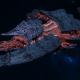 "Tyranid Battleship - ""Bio Acid Hiveship"" - [Behemoth Sub-Faction]"