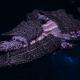 """Tyranid Battleship - """"Bio Acid Hiveship"""" - [Hydra Sub-Faction]"""