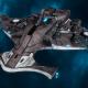 "Tau Protector Fleet Light Cruiser - Il'Porrui ""Emissary"" Bork'an - [D'Yanoi Sub-Faction]"