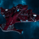 """Tau Protector Fleet Light Cruiser - Il'Porrui """"Emissary"""" Sa'Cea - [Farsight Enclave Sub-Faction]"""