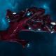 "Tau Protector Fleet Light Cruiser - Il'Porrui ""Emissary"" Dal'Yth - [Farsight Enclave Sub-Faction]"