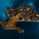 """Tau Protector Fleet Light Cruiser - Il'Porrui """"Emissary"""" Dal'Yth - [T'au Sub-Faction]"""