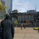 Watch Dog's version of the Skydeck entrance.