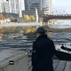 Since Watch Dog's version of Chicago is condensed, this dock is where Clark Street should be. Strangely, the way it's designed in the mini-map, it looks like they may have planned to put a street bridge here sometime during development.
