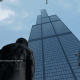 Willis Tower in-game. No I wasn't trying to be stoic, this just seemed like the best angle.