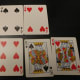 Be careful about full house hands like this. With a weak pair somebody else might beat you.