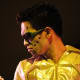 """Tin Man was passionately singing """"slide some oil to me..."""""""