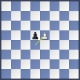 The black pawn is captured.
