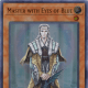 Master with Eyes of Blue