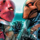 Red Hood vs Deathstroke