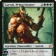 Garruk, Primal Hunter mtg