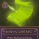 Binding Contract (Ursula's Lair)