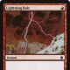Lightning Bolt mtg