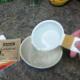Dissolve Gelatin in Warm Water