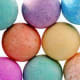 You can use food coloring to make your bath bombs appear however you like.