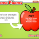 Shape Theme Poem interactive.