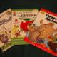 Assortment of Letter/Alphabet Writing Books