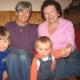 Both grandmas together