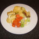 Vegetables prepared for making soup