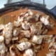 Add the grilled chicken.
