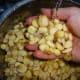 Thoroughly rinse the corn