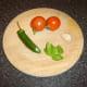 Principal ingredients for simple salsa