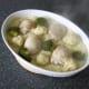 Chicken thigh, broccoli and cauliflower casserole