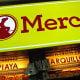 Merci, a convenient food souvenir shop inside Bacolod Airport