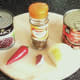 SImple chilli sauce ingredients