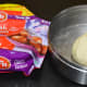Step four: Knead gulab jamun mix, adding water little by little to get a soft and firm dough. Cover and rest the batter for 5 minutes.