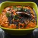 Carrot chutney or carrot sauce