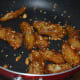 Spicy and crispy potato wedges