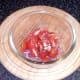 Combining balsamic salad ingredients