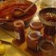 Put puree into prepared jars.