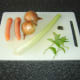 Vegetables for lamb stock