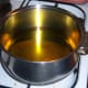 8.Heat your oil in a large pan.