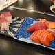 Variety of Sashimi