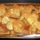 Arrange on a foil lined cookie sheet and bake until done.