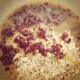 Pour the mixture over the Quaker oats.