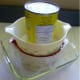 Make a simple weight using a smaller baking dish and a large can of something off your shelf.