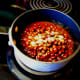 Add the beans, onion powder, and garlic powder and bring to a boil.