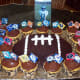 Cupcakes can be a great component for a larger dessert display.