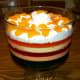 Layered Jello Dessert
