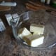 Put the butter in a microwave safe container.