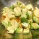 I large avocado, chopped.