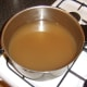 Duck stock base for soup