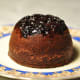 Steamed Sour Cherry Chocolate Sponge Pudding. Image: © Siu Ling Hui