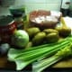 Ingredients for your round outside roast of beef dinner
